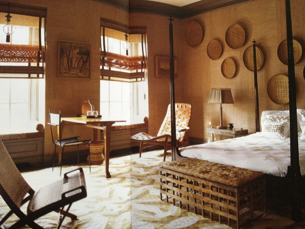 Bedroom By Muriel Brandolini with