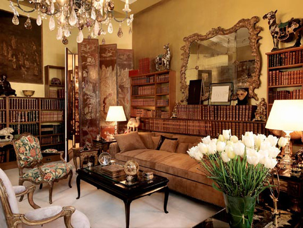 Coco Chanel's Paris Home