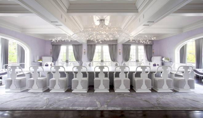 Dining Room Interior Design by Nicole Fuller Interiors