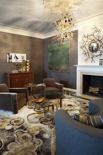 Avram Rusu Holiday House NY Interior Design