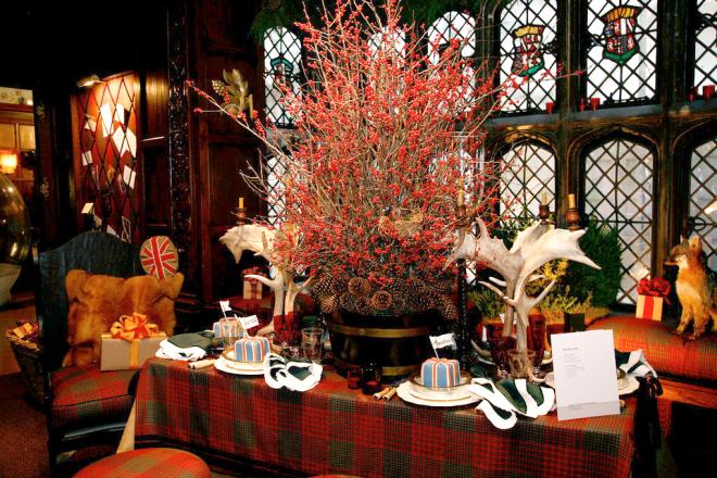Bradley Thiergartner Holiday House NY Interior Design