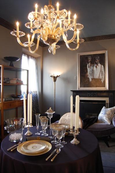 Charles Farruggio Holiday House NY Interior Design