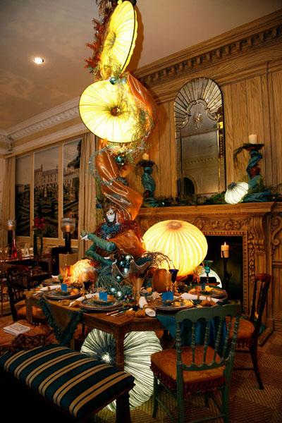 Debra Blair Holiday House NY Interior Design