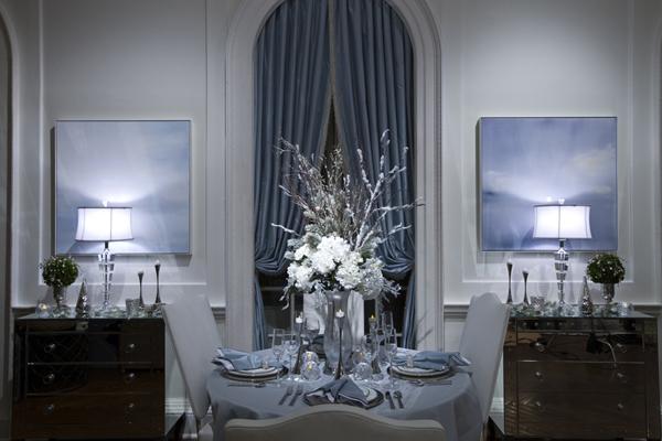 Diane Durocher Holiday House NY Interior Design