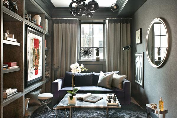 Grade Holiday House NY Interior Design