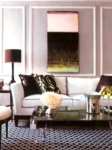 James Rixner Interior Design Ny