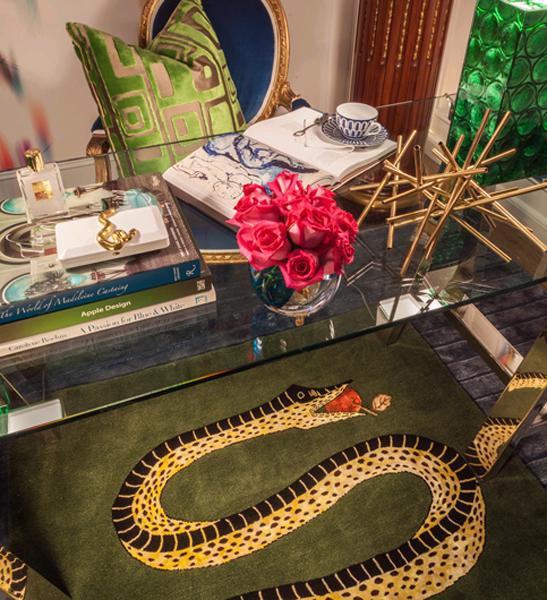 Suzanne Eason Holiday House NY Interior Design