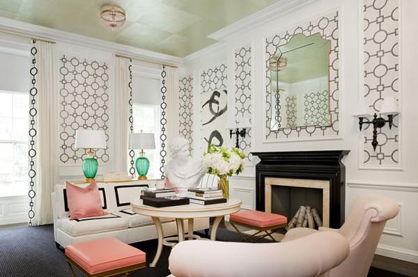 Tobi Fairley Holiday House NY Interior Design